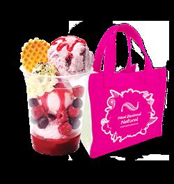 紐西蘭冰淇淋新門市 第二件半價