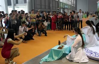 400茶企聚成都 四川國際茶博會開幕