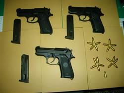 出獄後不改本色 「小聶」再賣改造槍械