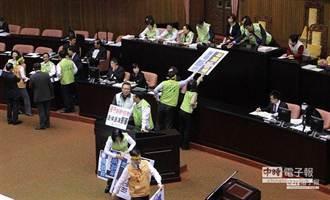 台灣輸韓 政治之害