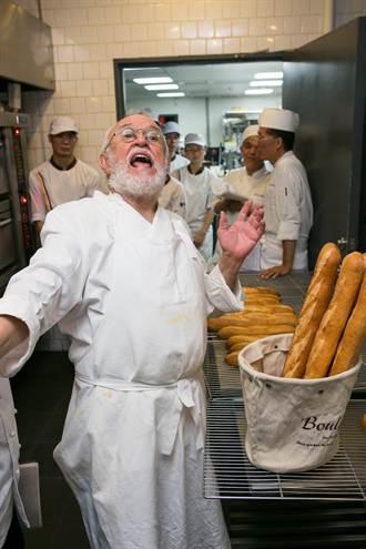 日「法國麵包之神」,帶19年「老種」來台獻藝