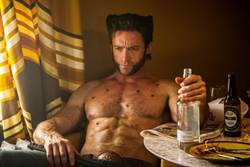 休傑克曼拍《X戰警》變身完美筋肉人