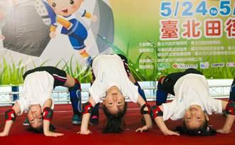 台北市幼兒足球錦標賽