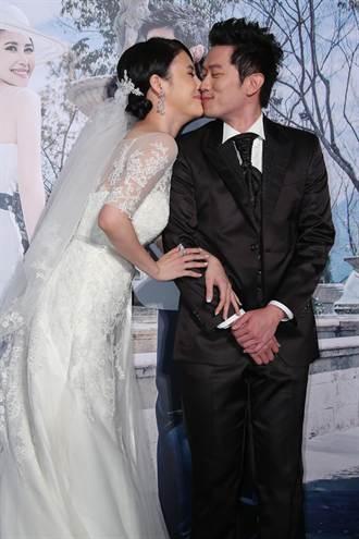 穆熙妍與學長史天威結婚囉!
