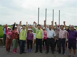 北港溪支流逼警戒 民促建抽水站