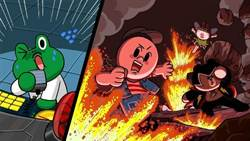 《LINE Rangers》 掃蕩冰神殿!!邁向火的祭壇!!