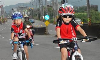 單車成年禮 500人長征百里