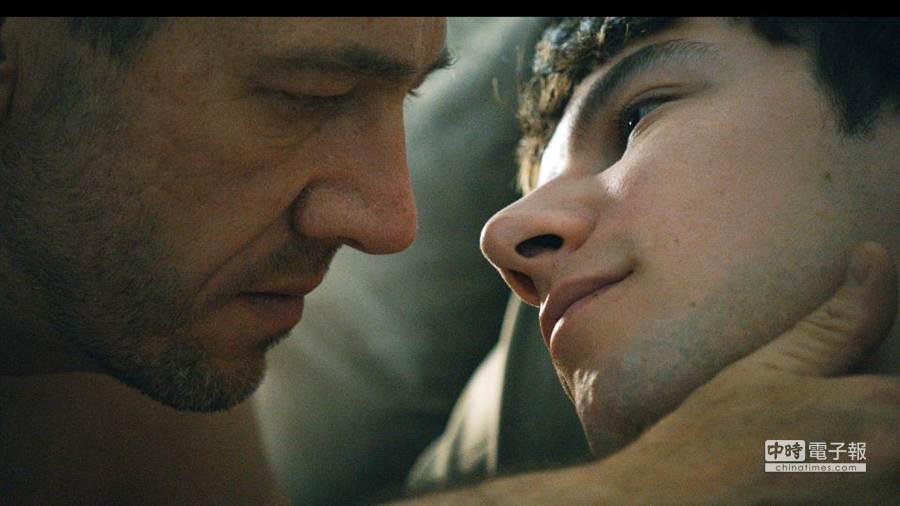 《掏空我的愛》描述中年男與街頭男孩的忘年之「交」。(圖由台北電影節提供)