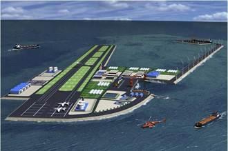 中國南海島嶼建設曝光:戰機軍艦設施全到位