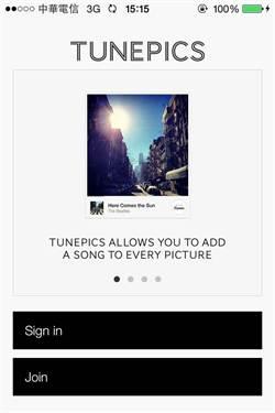 Instagram的勁敵來了!歐美爆紅新社群「Tunepics」讓你把照片結合音樂!