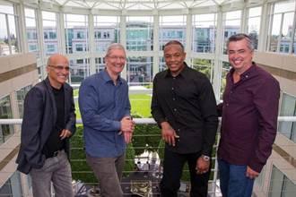 蘋果30億美元買Beats