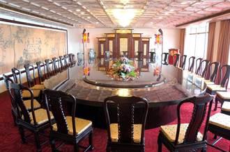 圓山總統套房 變身飲宴包廂