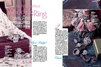 Find the Perfect Wedding Ring 婚戒5部曲