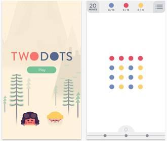蘋果本週精選  TwoDots殺時間遊戲