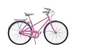 laura mercier自行車和「Try蜜」同色系