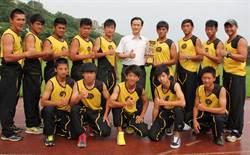竹市香山高中 7人制橄欖球奪冠