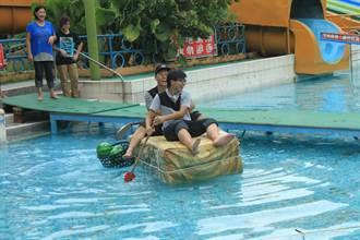 夏天到 屏東8大樂園戲水區開放