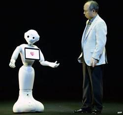 軟銀智慧機器人  6萬台幣有找