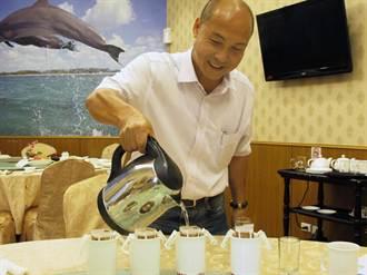 岡山綠原酸咖啡 進軍日本