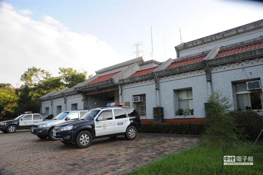 葉世文密友陳麗玲前夫曾在雪霸國家警察隊擔任主管,前年已退休。(陳慶居攝)