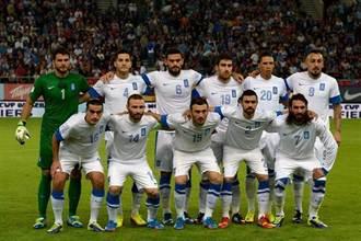 世界杯參賽隊伍介紹-希臘國家隊