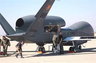美軍全球鷹在日展開偵察  有意制約中、朝