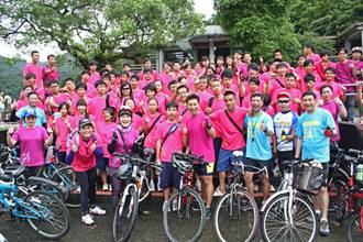 順安國中成年禮 單車遊家鄉