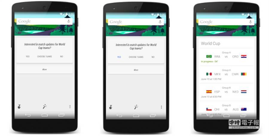 谷歌最新推文暗示Android 5.0將發表。(圖/Twitter)