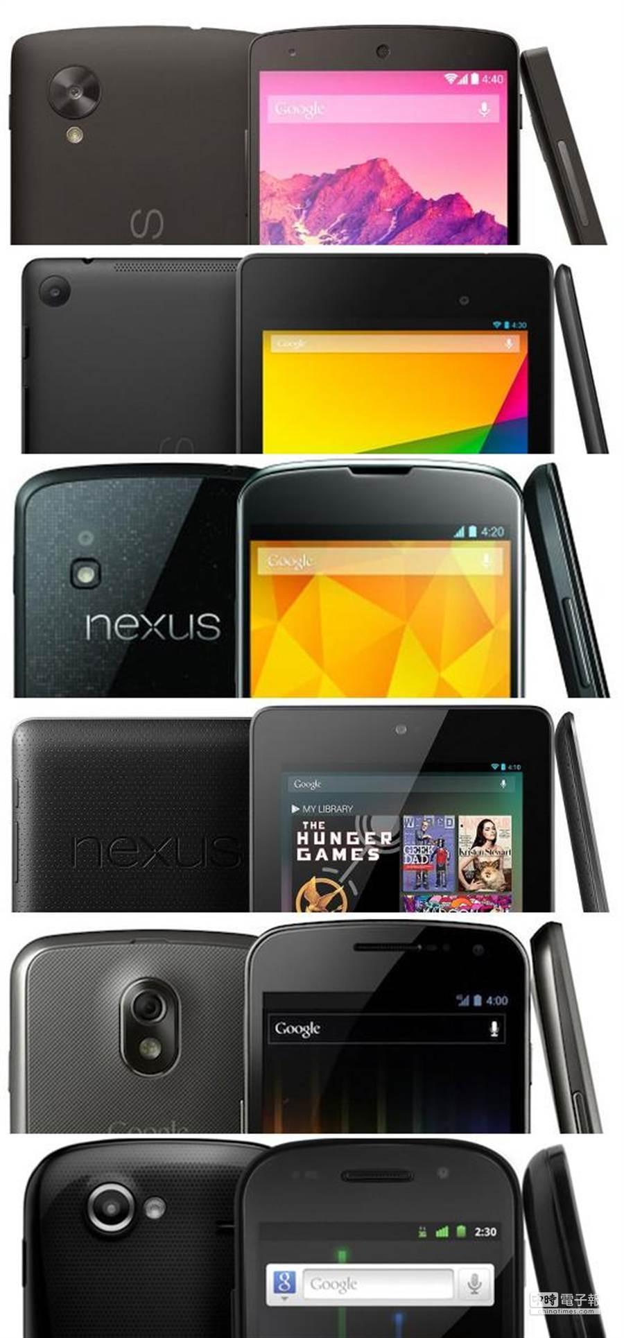 谷歌以往也透過Nexus裝置來暗示新版Android的發布消息。(圖/36Kr)