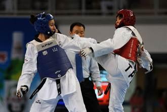 世大跆拳賽 中華女團奪冠