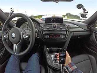 夠炫 BMW把GoPro當行車記錄器