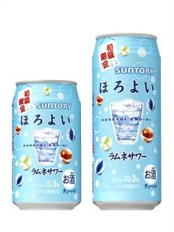 日本低酒精飲料 推彈珠汽水口味