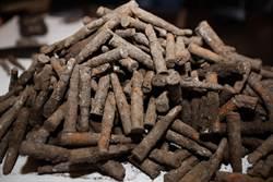 南京發現一批疑似南京保衛戰中國守軍子彈遺物