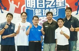 李雲翔、賈凡、許智超 暑期營找籃球新秀