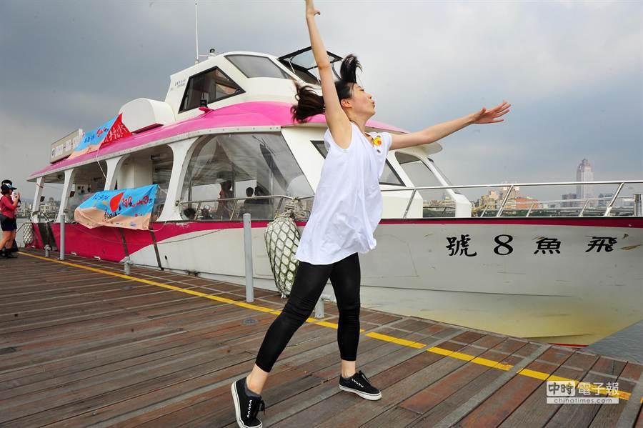 2014第七屆台北藝穗節將於8月30日至9月14日登場。(劉宗龍攝)