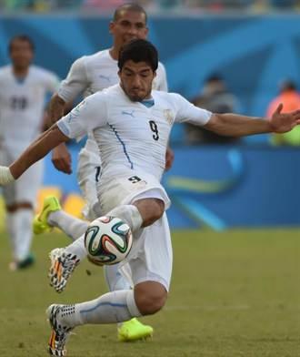 哥倫比亞VS烏拉圭 南美大對決