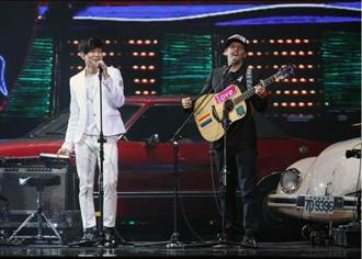 「3J」合體!傑森瑪耶茲+JJ唱響金鐘