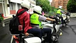 考生跑錯考場 警騎重機護送