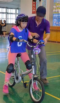 響應綠運輸 童暑假樂學單車