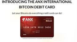 全球首張 比特幣簽帳金融卡