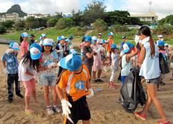 35學童墾丁淨灘