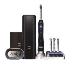 消費快訊:德國百靈Oral-B P7000電動牙刷限量試賣