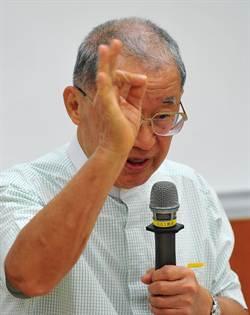 王建煊:搞台獨  人民遭殃