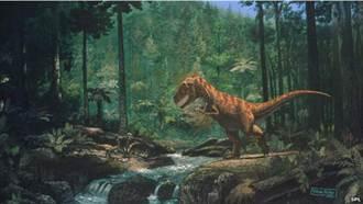 恐龍大滅絕 全怪「運氣糟透了」