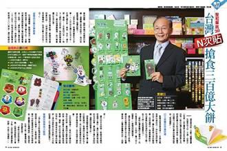 聚和單挑3M 台灣N次貼 搶食三百億大餅