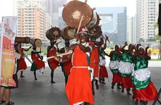 第2屆世界原住民族樂舞節 台灣大道府前廣場登場