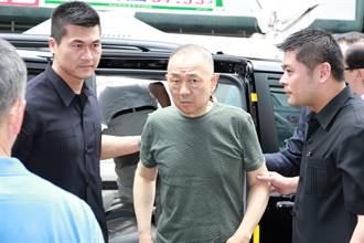 馬志玲準時報到 發監與否檢察官訊問中