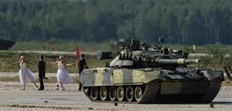 12國坦克俄羅斯「會戰」