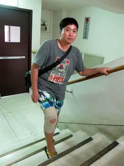 膝痛難忍 高榮新療法有解