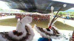 廣西壯族闖豐年祭 阿美族攻守婉拒